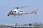 sawakazuさんが、仙台空港で撮影した東邦航空 AS355F2 Ecureuil 2の航空フォト(写真)