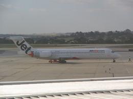 もんがーさんが、メルボルン空港で撮影したジェットスター 717-231の航空フォト(飛行機 写真・画像)