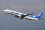 sumihan_2010さんが、富山空港で撮影した全日空 737-881の航空フォト(写真)
