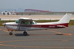 MOR1(新アカウント)さんが、北九州空港で撮影したエス・ジー・シー佐賀航空 172P Skyhawk IIの航空フォト(飛行機 写真・画像)