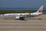 MOR1(新アカウント)さんが、北九州空港で撮影した日本航空 737-846の航空フォト(写真)