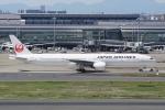 HEATHROWさんが、羽田空港で撮影した日本航空 777-346/ERの航空フォト(写真)