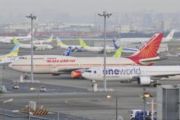 Orange linerさんが、羽田空港で撮影したエア・インディア 747-437の航空フォト(飛行機 写真・画像)