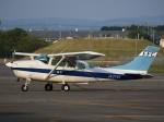 とびたさんが、名古屋飛行場で撮影した第一航空 TU206F Turbo Stationairの航空フォト(写真)