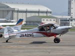 とびたさんが、名古屋飛行場で撮影したニセコ・アビエーション CC19-180 XCubの航空フォト(写真)