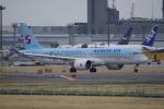 リンリンさんが、成田国際空港で撮影した大韓航空 A220-300 (BD-500-1A11)の航空フォト(写真)