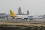 リンリンさんが、成田国際空港で撮影したポーラーエアカーゴ 747-45EF/SCDの航空フォト(写真)