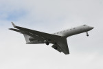 kuro2059さんが、台北松山空港で撮影した金鹿航空 G-V-SP Gulfstream G550の航空フォト(飛行機 写真・画像)