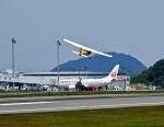 くれないさんが、高松空港で撮影した日本個人所有 172G Ramの航空フォト(写真)
