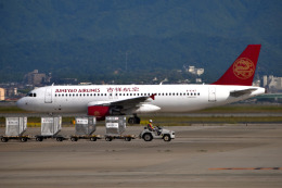we love kixさんが、関西国際空港で撮影した吉祥航空 A320-214の航空フォト(飛行機 写真・画像)