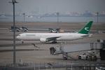 K・Tさんが、羽田空港で撮影したトルクメニスタン政府 767-32K/ERの航空フォト(写真)