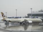 tomoataさんが、中部国際空港で撮影したエティハド航空 787-10の航空フォト(写真)