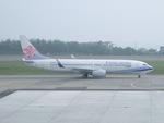 アイスコーヒーさんが、函館空港で撮影したチャイナエアライン 737-809の航空フォト(飛行機 写真・画像)