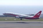 yabyanさんが、中部国際空港で撮影した上海航空 737-8Q8の航空フォト(写真)