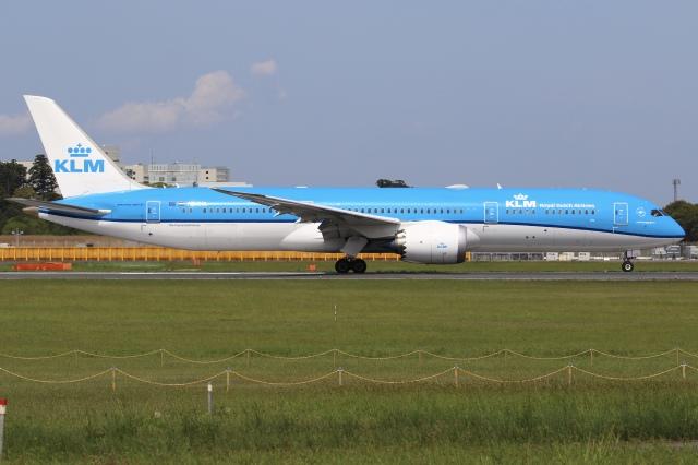 航空フォト:PH-BHL KLMオランダ航空