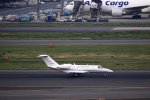 T.Sazenさんが、羽田空港で撮影した国土交通省 航空局 525C Citation CJ4の航空フォト(飛行機 写真・画像)