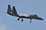 kon chanさんが、嘉手納飛行場で撮影したアメリカ空軍 F-15C-35-MC Eagleの航空フォト(写真)