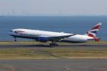 MA~RUさんが、羽田空港で撮影したブリティッシュ・エアウェイズ 777-236/ERの航空フォト(写真)