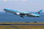 MA~RUさんが、羽田空港で撮影した大韓航空 777-2B5/ERの航空フォト(写真)