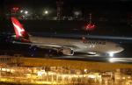 MOHICANさんが、成田国際空港で撮影したカンタス航空 A330-303の航空フォト(写真)