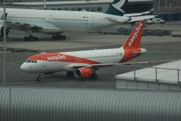 航空フォト:G-EZTC イージージェット A320
