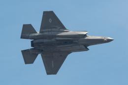 shingenさんが、岩国空港で撮影したアメリカ海兵隊 F-35B Lightning IIの航空フォト(飛行機 写真・画像)