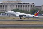 かずまっくすさんが、ニノイ・アキノ国際空港で撮影したフィリピン航空 A320-214の航空フォト(写真)