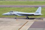 yabyanさんが、中部国際空港で撮影した航空自衛隊 F-15J Eagleの航空フォト(飛行機 写真・画像)