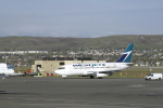 senyoさんが、カルガリー国際空港で撮影したウェストジェット 737-281/Advの航空フォト(写真)