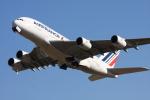 Hiro-hiroさんが、成田国際空港で撮影したエールフランス航空 A380-861の航空フォト(写真)
