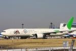 Hiro-hiroさんが、成田国際空港で撮影した日本航空 777-346/ERの航空フォト(写真)