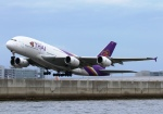 LOTUSさんが、関西国際空港で撮影したタイ国際航空 A380-841の航空フォト(写真)