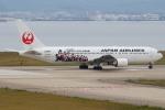つみネコ♯2さんが、関西国際空港で撮影した日本航空 767-346の航空フォト(写真)