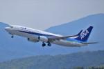 ヒロジーさんが、広島空港で撮影した全日空 737-881の航空フォト(写真)