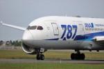 まっさんさんが、仙台空港で撮影した全日空 787-8 Dreamlinerの航空フォト(写真)