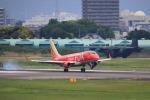 bakさんが、名古屋飛行場で撮影したフジドリームエアラインズ ERJ-170-100 (ERJ-170STD)の航空フォト(写真)