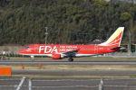 mocohide☆さんが、福岡空港で撮影したフジドリームエアラインズ ERJ-170-100 (ERJ-170STD)の航空フォト(写真)