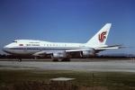 tassさんが、北京首都国際空港で撮影した中国国際航空 747SP-J6の航空フォト(飛行機 写真・画像)