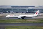 T.Sazenさんが、羽田空港で撮影した中国東方航空 777-39P/ERの航空フォト(飛行機 写真・画像)