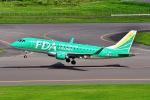 はるかのパパさんが、福島空港で撮影したフジドリームエアラインズ ERJ-170-200 (ERJ-175STD)の航空フォト(写真)