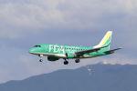 mocohide☆さんが、福岡空港で撮影したフジドリームエアラインズ ERJ-170-100 SU (ERJ-170SU)の航空フォト(写真)