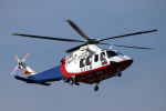 なごやんさんが、名古屋飛行場で撮影した福島県消防防災航空隊 AW139の航空フォト(写真)