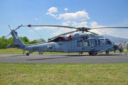 ちゃぽんさんが、キャンプ富士で撮影したアメリカ海軍 S-70 (H-60 Black Hawk/Seahawk)の航空フォト(飛行機 写真・画像)
