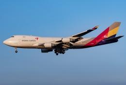 航空フォト:HL7419 アシアナ航空 747-400