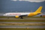 東亜国内航空さんが、関西国際空港で撮影したエアー・ホンコン A300F4-605Rの航空フォト(写真)