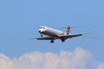 TAKAHIDEさんが、新潟空港で撮影した遠東航空 MD-83 (DC-9-83)の航空フォト(写真)