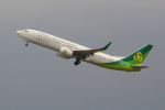 OMAさんが、成田国際空港で撮影した春秋航空日本 737-8ALの航空フォト(飛行機 写真・画像)