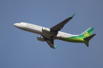 OMAさんが、成田国際空港で撮影した春秋航空日本 737-86Nの航空フォト(飛行機 写真・画像)