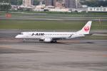 うすさんが、伊丹空港で撮影したジェイ・エア ERJ-190-100(ERJ-190STD)の航空フォト(写真)