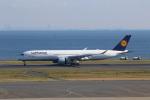 MA~RUさんが、羽田空港で撮影したルフトハンザドイツ航空 A350-941XWBの航空フォト(写真)